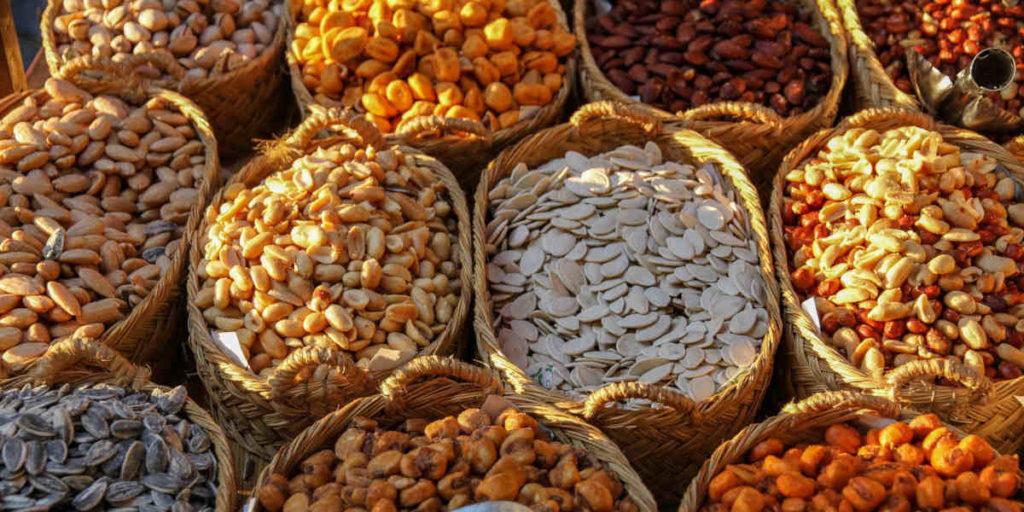 noten en granen