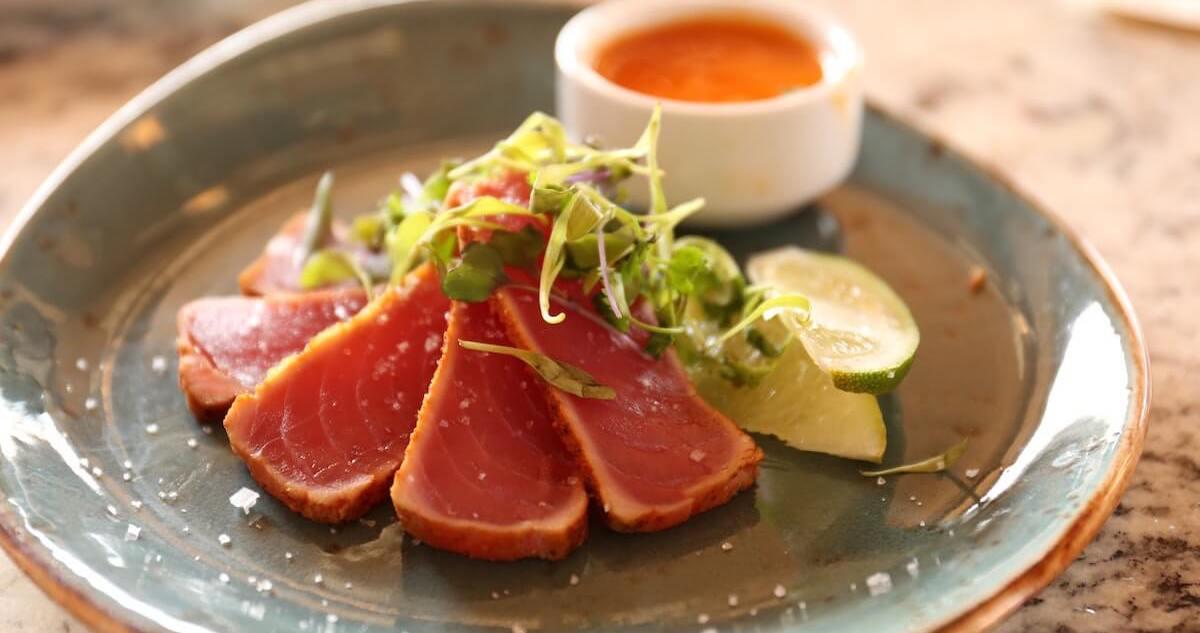 tonijn is een andere bron van omega-3 vetzuren